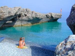 Vitromartis beach